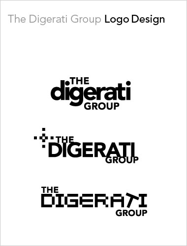 Digerati Group Logo Design