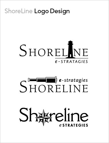 Shoreline Logo Design